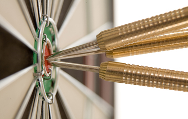 Employees With Initiative Hit the Bulls Eye All the Time