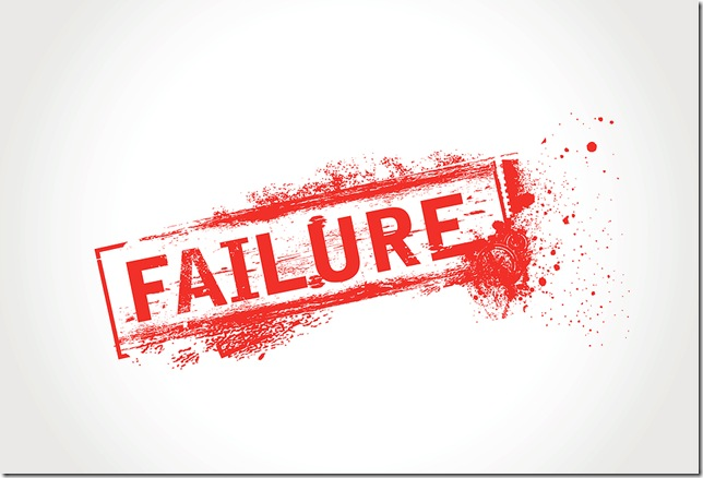 bigstock Failure Grunge Text 3728194 thumb Why Do Most Recruiter Interviews Set You Up for Failure?