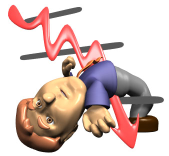 man impaled by down graph hr Is Your Job Search Updated For This Decade?