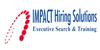 IMPACT Hiring Solutions Logo