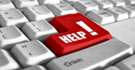 Image of a HELP Button - our partners are here to help you navigate a successful job search