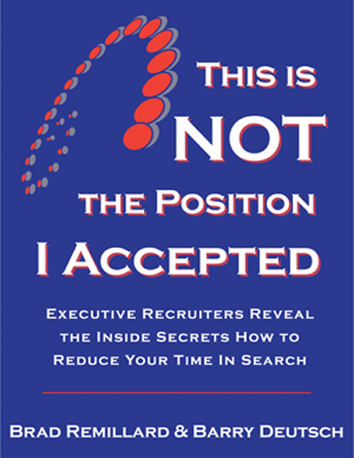 Comprehensive workbook for a job search.