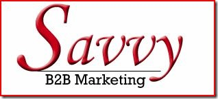 Savvy B2B Marketing Blog
